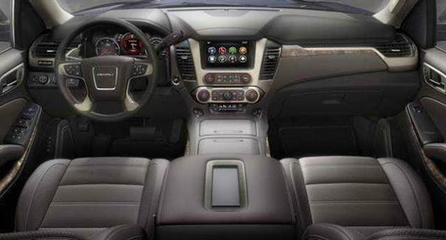 2018 GMC Yukon Denali Specs, Changes