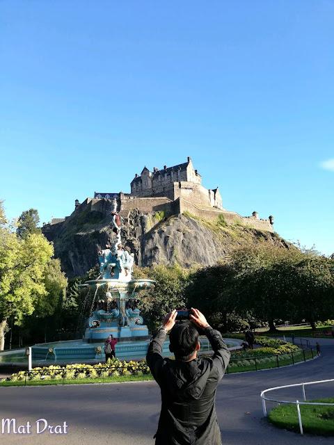 Edinburgh Castle Place To Visit