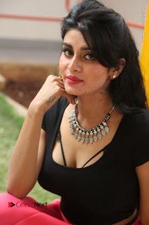 Telugu Actress Harini Stills at Dhyavudaa Movie Teaser Launch  0242.JPG