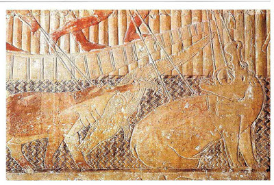 Ancient Egypt Fishing Facts