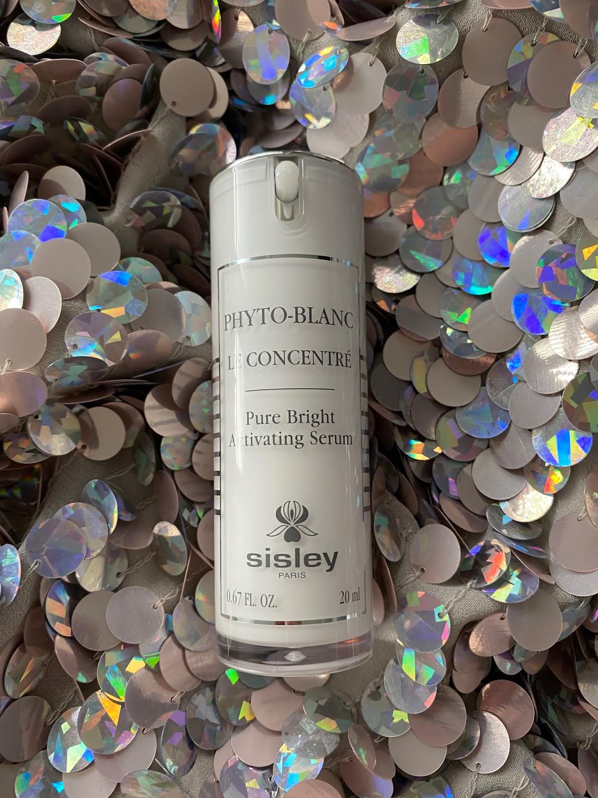 sisley paris pure bright activating serum