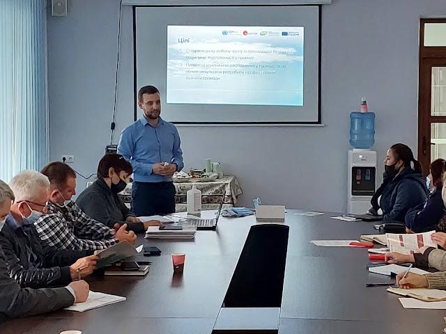 Презентація проєкту у Присиваській ТГ