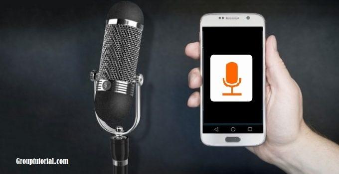 Android sebagai Microphone di PC