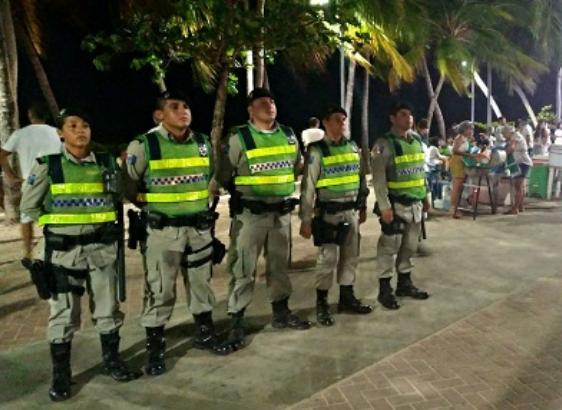 Polícia Militar vai reforçar efetivo para o Réveillon em Maceió e no interior de Alagoas