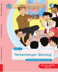 Buku tema 7 Guru Kelas 3 K13 2018