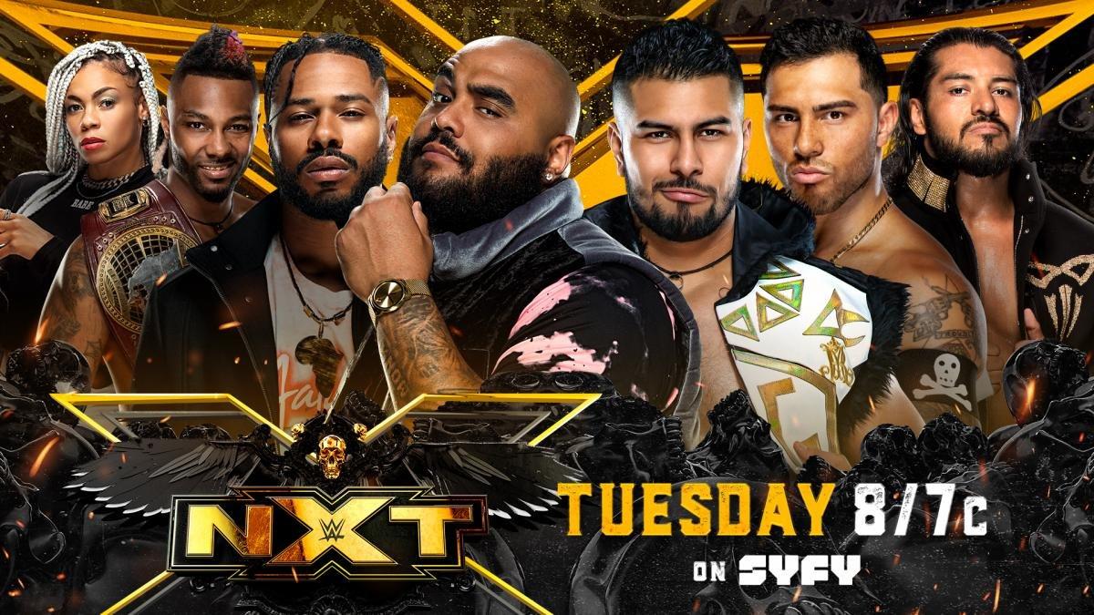 Cobertura: WWE NXT Wrestling (24/08/2021) – Desrespeito!