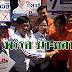 2 พรรค น้า-หลานพบกันโดยบังเอิญขณะหาเสียงในตลาดราชบุรี