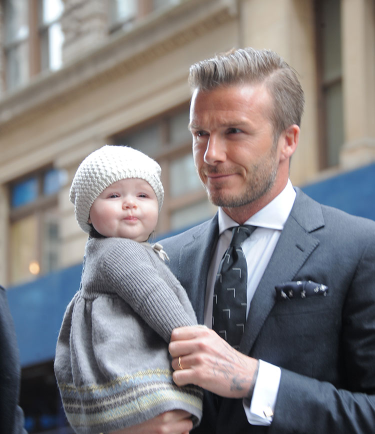 David Beckham Victoria bechkam keys for a happy marriage