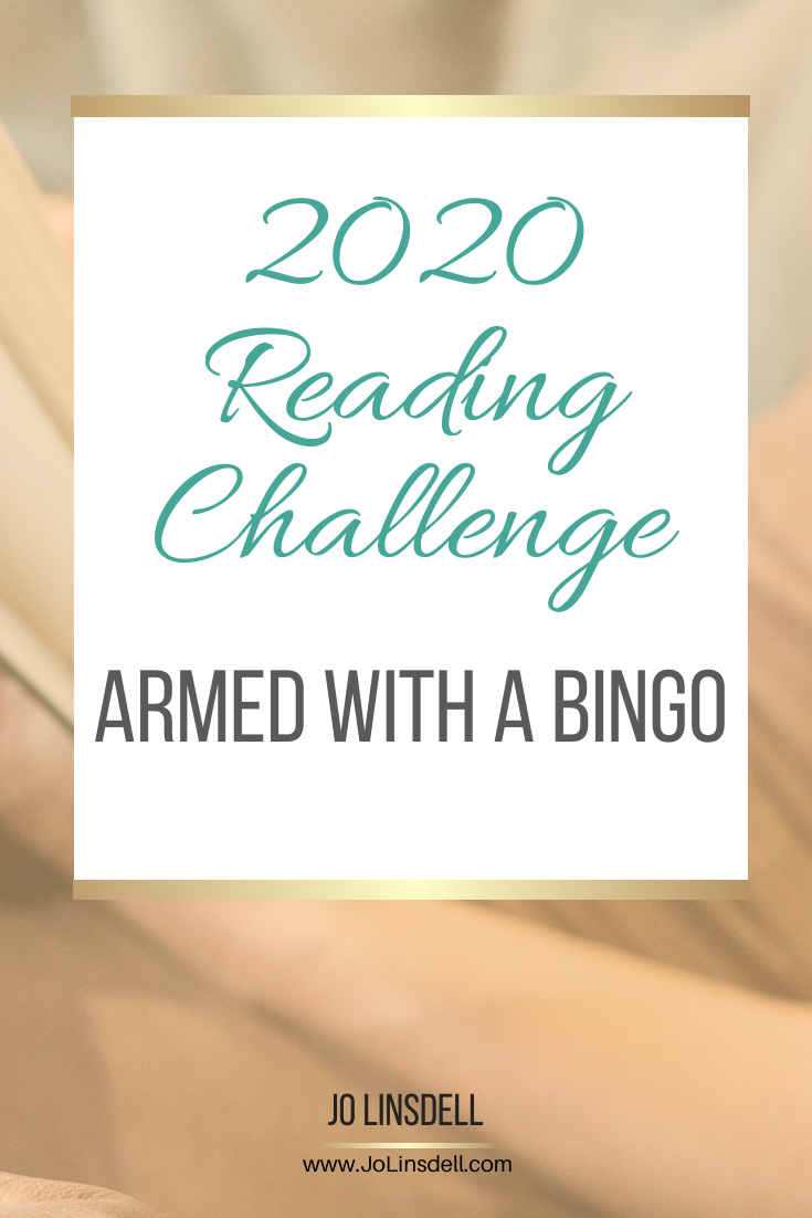 2020 Reading Challenge: Armed With A Bingo