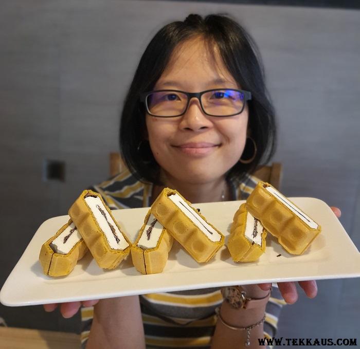Fugo Ryori Menu Dessert Ice Cream Vanilla