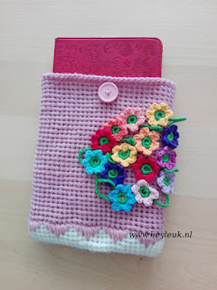 ipad mini of ereader sleeve haken