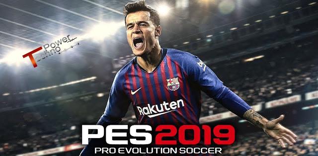 تحميل لعبة بيس 2019 pes النسخة الكاملة للكمبيوتر
