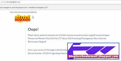 Beginilah Tutorial Orang Lain Mencuri Password Akun di Facebook 3