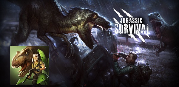 Jurassic Survival 1.1.27 Apk + Mod for android
