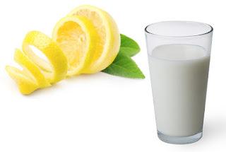 MilkLemonMask
