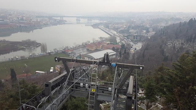 İstanbul Pierre Loti Tepesinden Haliç Manzarası.