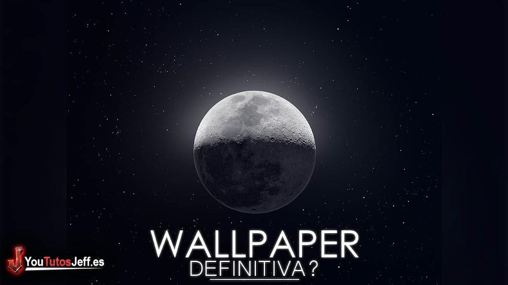 El Wallpaper Definitivo? 81Mpixeles de Luna