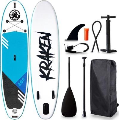 Kraken sup board met accessoires
