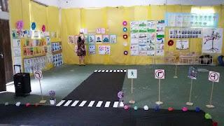 Atividade trânsito Educação Infantil