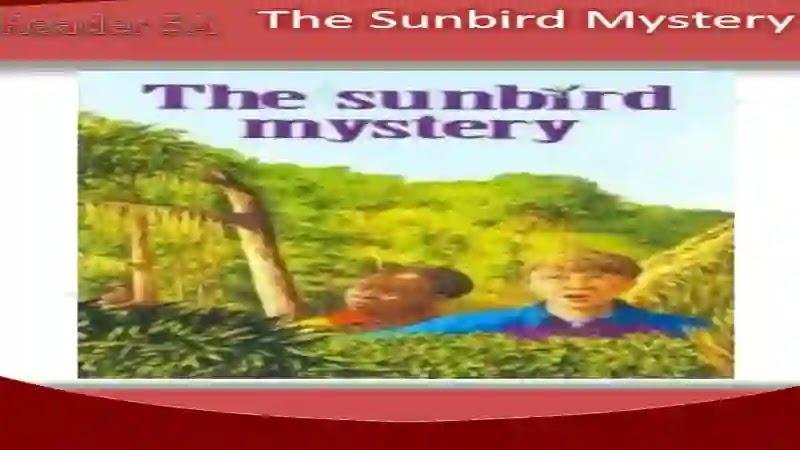اقوى شيتات اسئلة واجابات لقصة The sunbird mystery المقررة على المدارس التجريبية واللغات