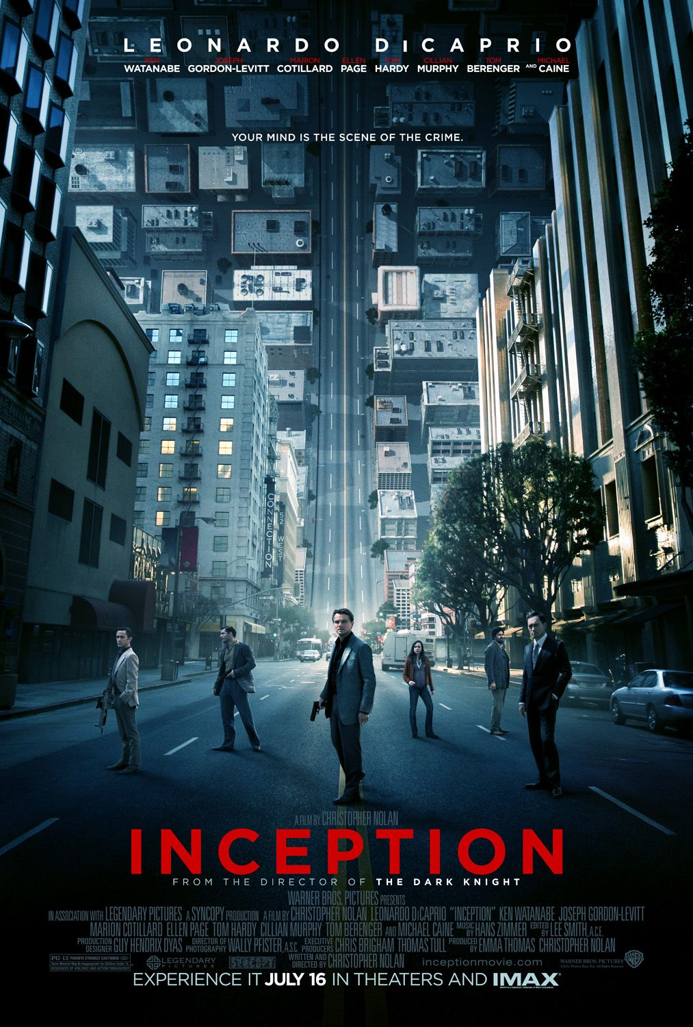 Nonton Film Inception (2010)