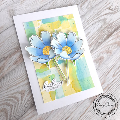 Rachel Vass Designs - Darling Flowers