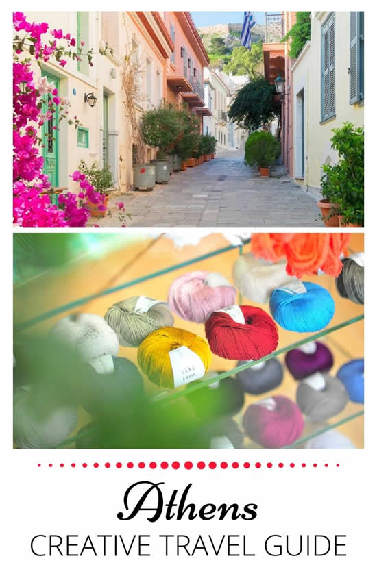 Athens, Greece | Check out all the creative hotspots in Athens, Greece