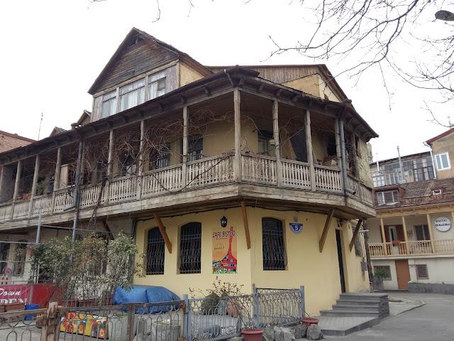 в грузию на выходные. тбилиси