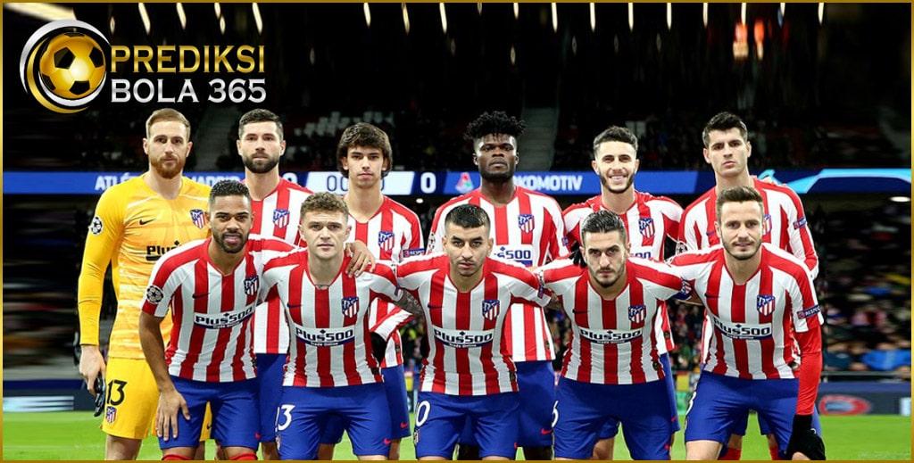 Profil Atlético Madrid, Klub Tersukses ke-3 La Liga Spanyol