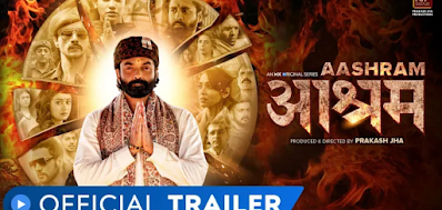 Ashram movie download HD quality on mx player 2020 Prakash Jha director, producer boby deol actor