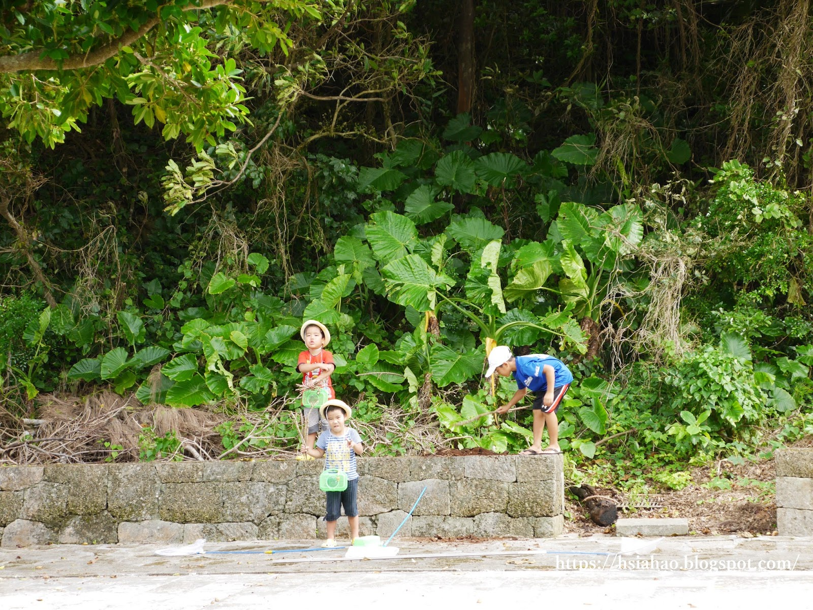 日本-沖繩-小孩-兒童-子供-Japanese-okinawa-kids