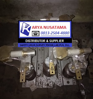 Jual Lbs  24 kv 10 dudukan LBS Disconnector di Bandung