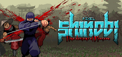 pixel-shinobi-nine-demons-of-mamoru-pc-cover-www.ovagames.com