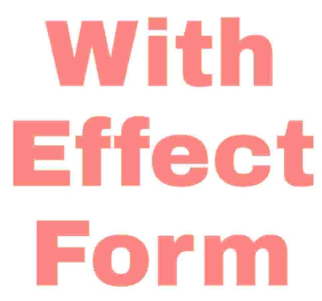 W.E.F full form - what is the Full Form W.E.f