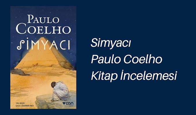 Paulo Coelho- Simyacı