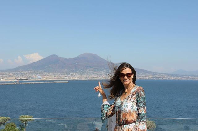 Pompéia. O que fazer em Napoli.