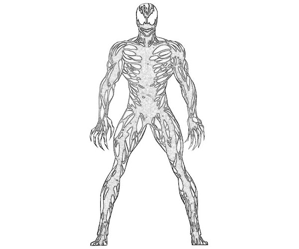 spiderman web warrior coloring pages - photo#15