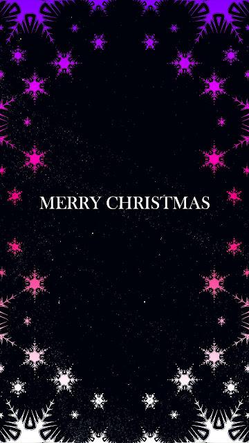 merry christmas wallpaper for mobile