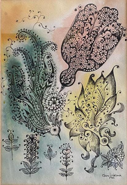 Dibujo sin titulo, 1966