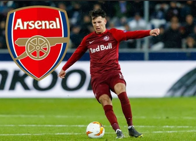Serie A giant set to battle Liverpool & Arsenal for another Salzburg player this summer