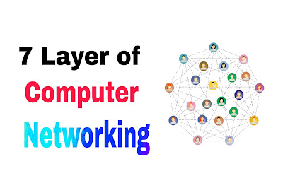 Networking 7 layer
