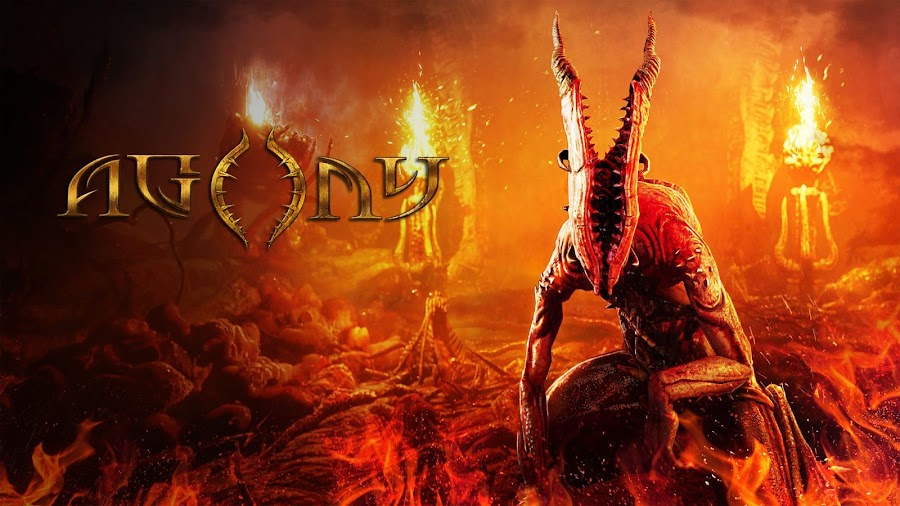 agony video game nintendo switch pc ps4 xbox one