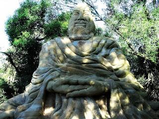 O Grande Sereno II - Jardim das Esculturas, Júlio de Castilhos (RS)
