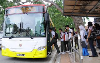 Bas Smart Selangor: 911,969 penumpang sejak 1 Julai 2015