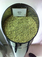 Hops in pellet form