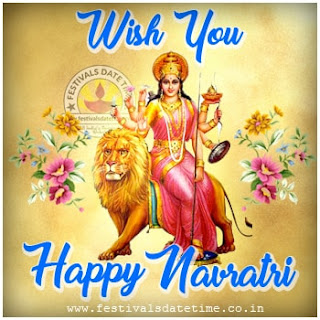 Happy Navratri Wallpaper Free Download 5