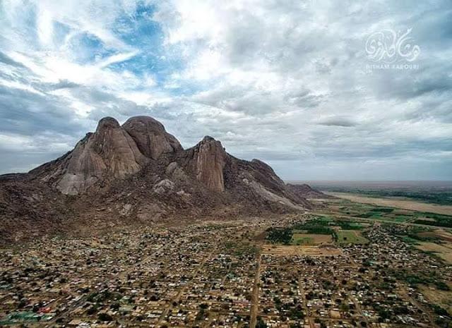 السودان بلد الطبيعة الخلابة