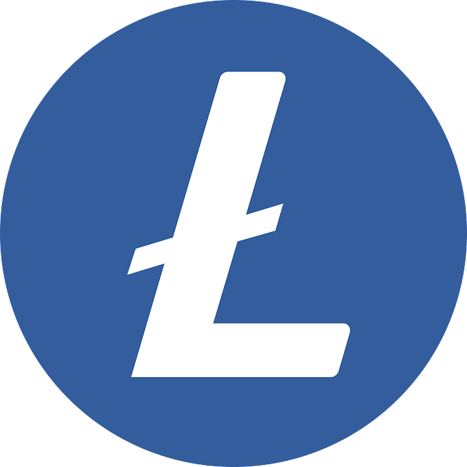 Litecoin Logo PNG Transparent Background Free Download - DollarsMarkt