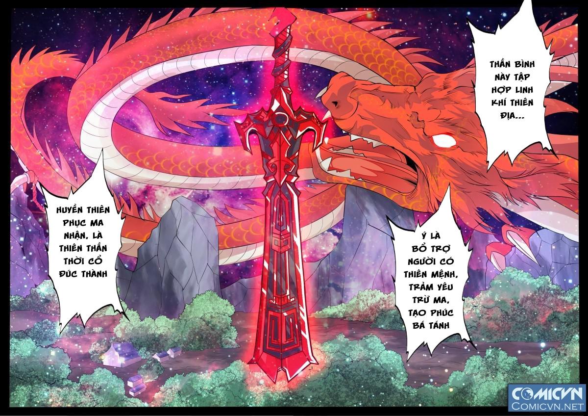Long Phù chi Vương Đạo Thiên Hạ chap 111 - Trang 4
