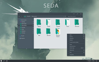 SEDA THEME by Unisira